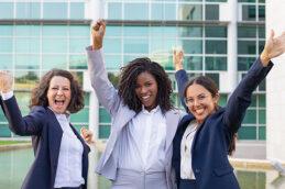 Presença feminina na Trevisan | Blog Trevisan Escola de Negócios